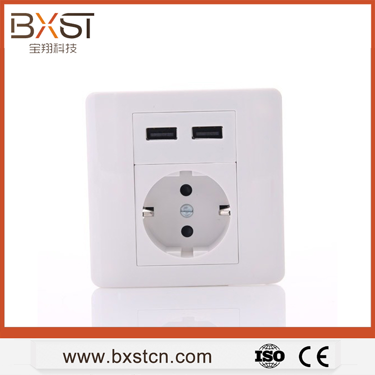Wholesale low price high quality switch wall socket with usb