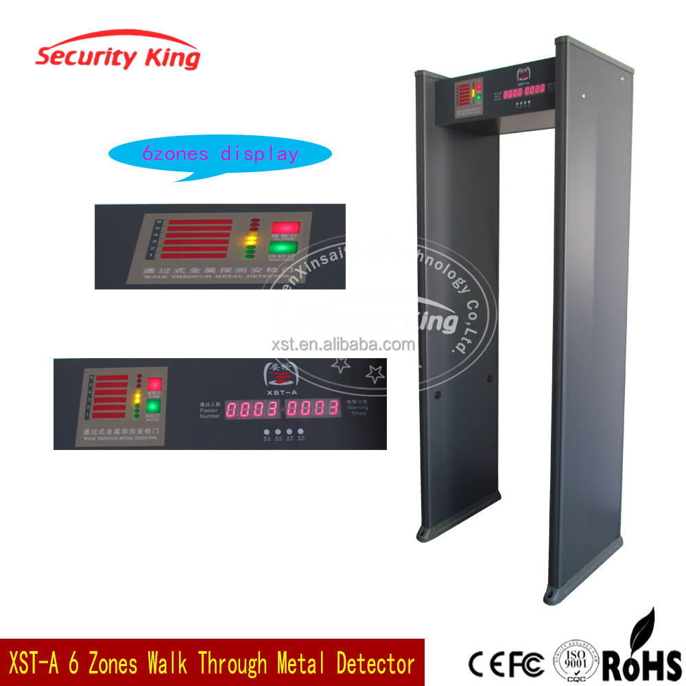 manufacturer detect door frame walk through metal detector archway (XST-A)