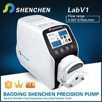 Manual laboratory instrument for medical,controllable handling pump for detergent,small laboratory equipment for detergent