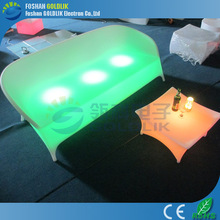 Home Lighting Furniture Sofa Lighted LED Sofa