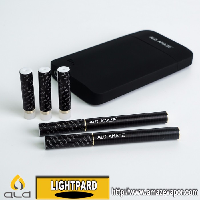New Model ALD Best Selling Rechargeable Electronic Cigarette Lowest Price Pine Cigarettes