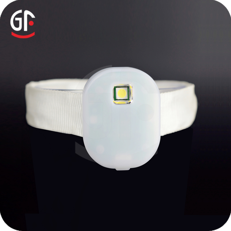 Event Decoration Wedding White Shoot Led Wristband Watch