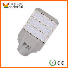 low price list modules 100w 150w solar led street light aluminum housing with optical lens,ploe