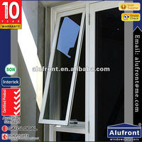 commercial Residential House with WERS modern house and office design aluminum glass awning windows