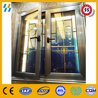 China famous brand Aluminum casement window