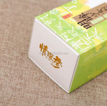 Custom Paper Material food delivery boxes and Recycled Materials Feature Buy Various Perfume Bottle Packaging Box ---DH20877