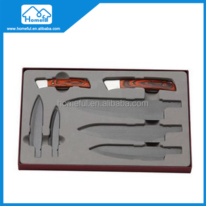 High quality laguiole kitchen ceramic utility knife