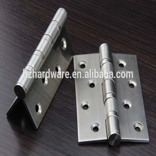 "4 inch Stainless Steel double sided Door Hinges 4""x3""x2mm"