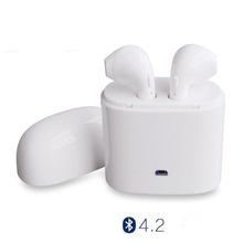 Dual Wireless Blue tooth Earbud Headset In-Ear Earphone for Apple iPhone X 8 7 US