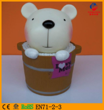 Create your own Promotional 3D Printing Pvc animate model kit lovely cute figure toys creation molded factory