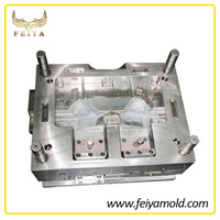 Professional digital camera battery plastic cover injection mold manufacturer