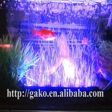 Wholesale led air bubble light,aquarium jellyfish,aquarium decoration SQ-30