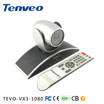 Tenveo VX3-1080 HD Color CMOS Senor 1080P / 30fps 2.1 Mega Pixels Video Conference Webcam With USB