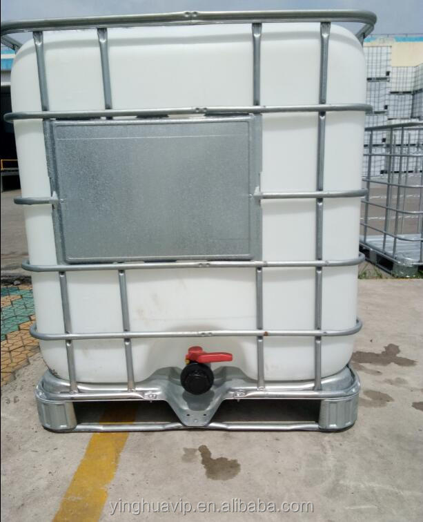 FLK high quality 1000l ibc water tanks, copper water container, hdpe water tank