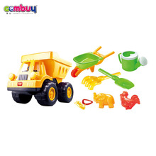 Hot sale beach equipment toy plastic mini truck for kids for sale