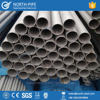 china manufacture round structural astm a312 seamless 80mm stainless steel pipe