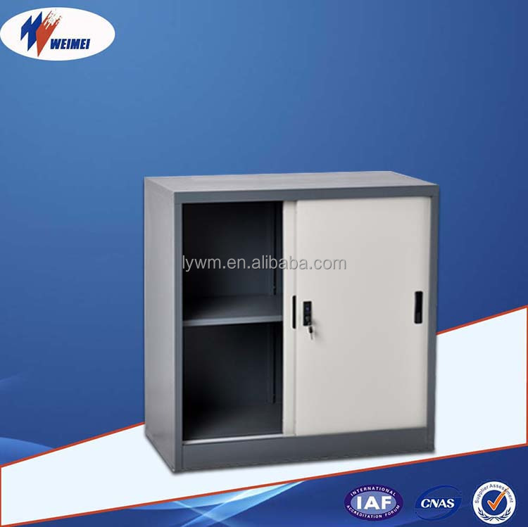 Colorful steel file cabinet in office mini lcoker cabinet