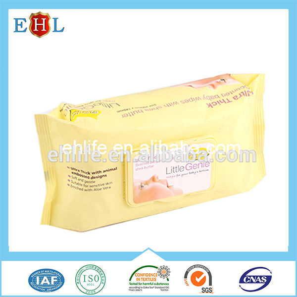 New Professional Natural care Clean wet wipes plastic dispenser