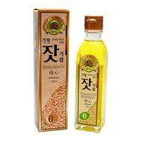 Korean Raw Pine Nut Oil 180ml (edible)