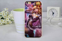 High quality Cool League of Legends Hard Case Cover pc case for iphone 6 alibaba china
