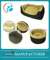Pet Personalized Lounge Bed Luxury factory dog bed
