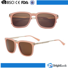 Most beautiful sexy women amber clear color china sunglasses manufacturer