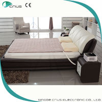 Energy security temperature adjustable mattress