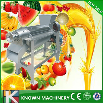 High-power Industrial Orange Juice Extractor/Juicer Extractor Machine