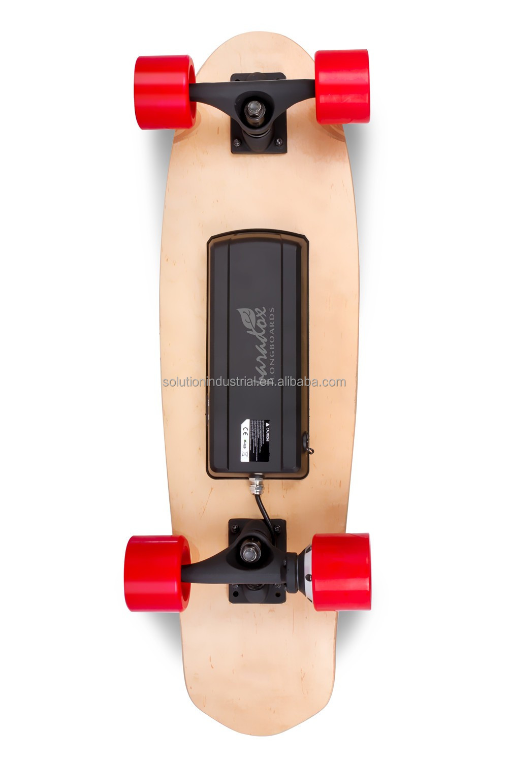 2016 New Trendy Products Paradox 400W Electric Ccooter Motor Electric Skateboard For Kids