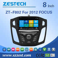 for ford focus 2012 gps navigation with dvd radio auido car entertainment system