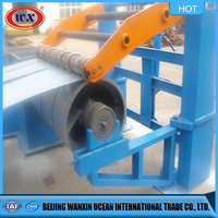 WanXin Brand aluminum cut to length machine