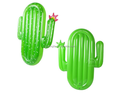 2018 pvc inflatable cactus pool float toy swimming pool float inflatable cactusl float raft in stock