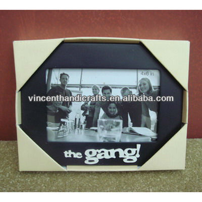 Nice freind gang picture photo frame hold 4 x 6 inch picture