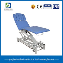 Haobro design newest durable medical physiotherapy treatment bed