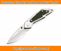 8Cr13 Stainless Steel Knife Enlan Knife BEE M017S survival tools camping hunting knife 5535