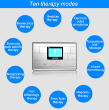 bioelectric therapy machine and tens units digital therapy massager