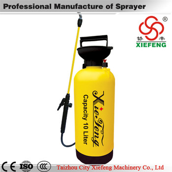 CE pest control hand held pressure sprayer