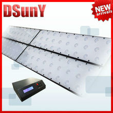 manufacturer supply with sunrise and sunset ,No Fan Noise, intelligent controller 200w dimmable aquarium led lighting