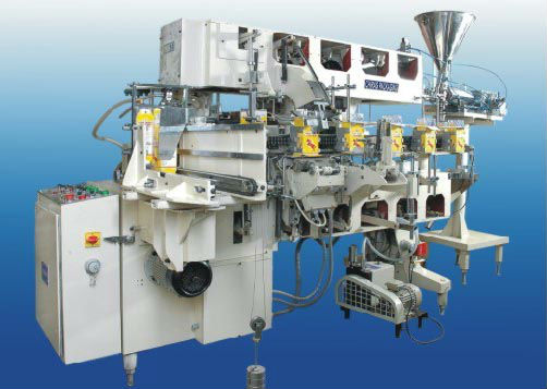 chease cartons packing machine