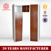 Colorful 6-door Steel Locker Combination Cabinet for clothing