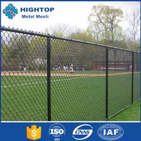 free samples commercial chain link fence cost with free layout design