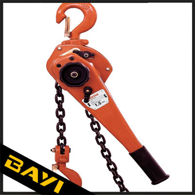 VL hand crane tools force manual crane small hoist for roofing