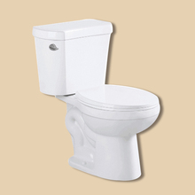 Bathroom Siphonic Two Piece Water Closet Toilet