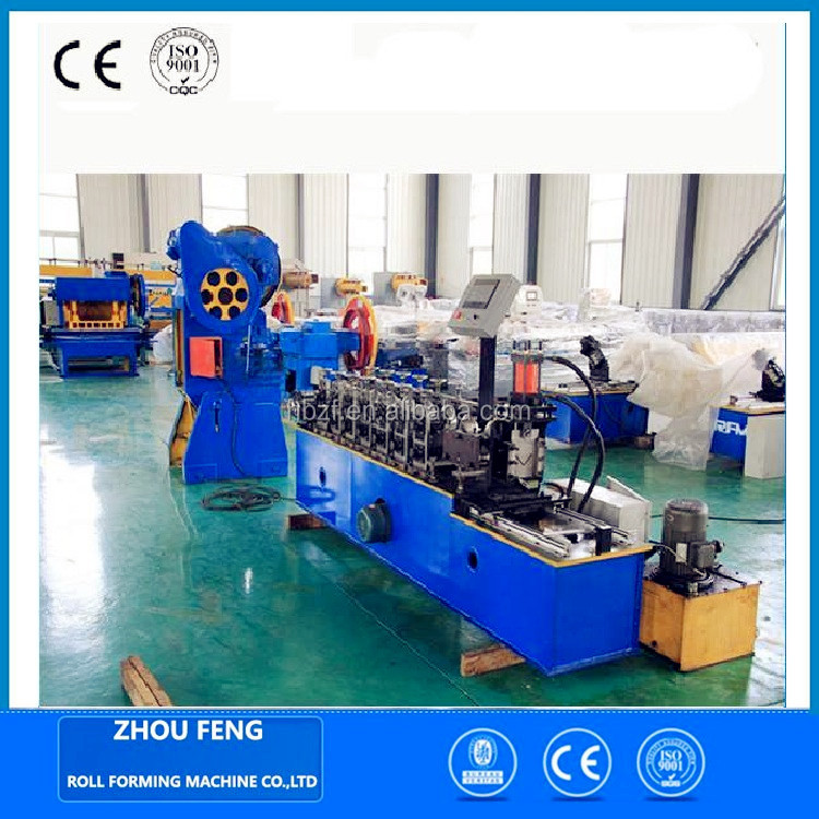L shaped ceiling wall angle roll forming machine Angle iron roll forming machine