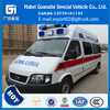 Ford Ambulance car,First aid Ambulance,Ambulance suppler 5030