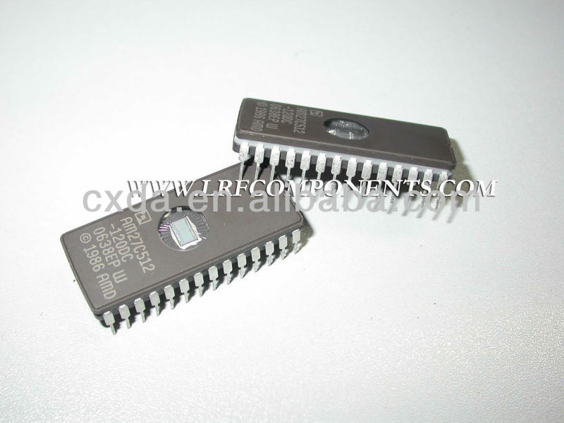 AM27C512-120DC 28-CDIP AMD Micro Chips