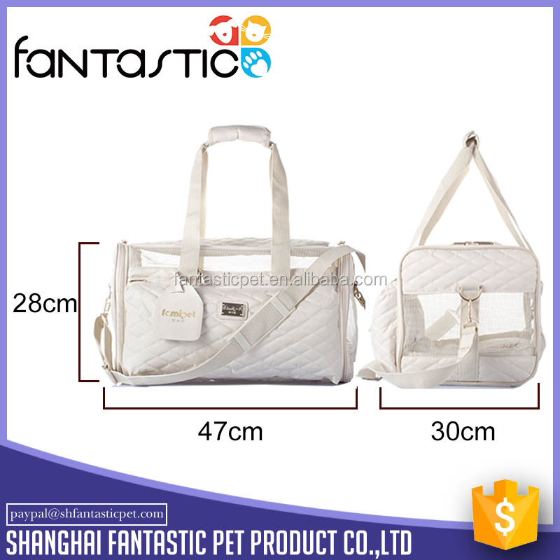 Comfortable casual travel tote bag
