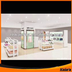 Fashion 2014 Mall women clothing store furniture/ women's shop design