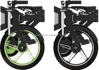 New e scooter Cheap outdoor handicapped vehicle electric mobility folding electric mobility scooter