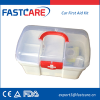 New Design First aid kit for car with CE FDA ISO